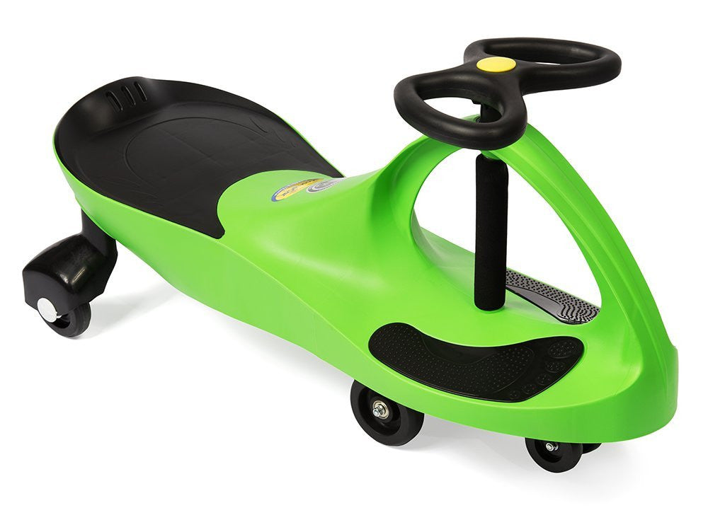 Plasmart - Ride on Toy / Lime - Plasmart Car