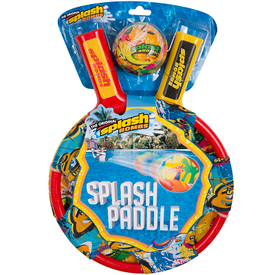 Prime Time - Pool Toys - Splash Paddle (3-Piece Set)