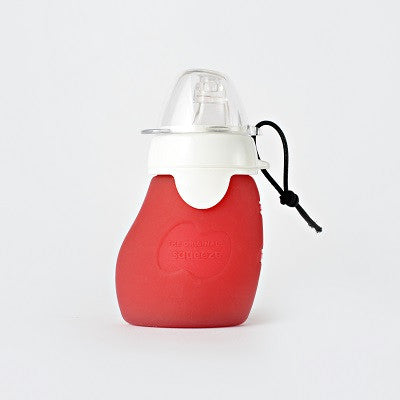 Squeeze - Bottle, Teats and Accessories - The Original Squeeze / 2oz / Apple