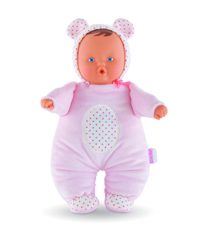 Corolle - Teddies & Dolls / Baby Doll - Babibear Night-Light Pink