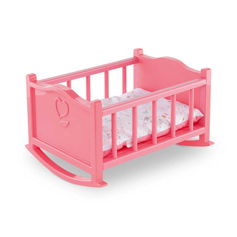 Corolle - Toddles & Girls Toys / Baby Doll Craddle - Mon Premier Baby Cradle