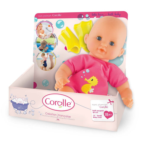 Corolle - Dolls / Baby Doll - Little Star Mon 1° Bébé Bath Plouf Asst