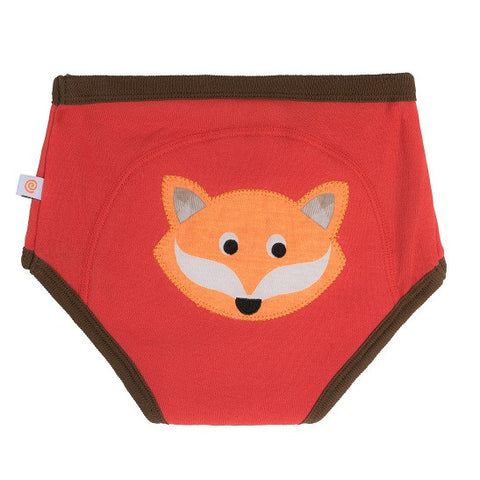 Zoocchini - Boys Accessories / Underwear - Pant Fox Red