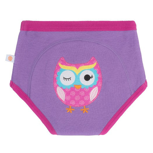 Zoocchini - Girls Accessories / Underwear - Pant Owl Purple