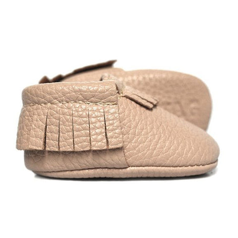 Sweet N Swag - Babies Shoes / Moccasins - Sandy Toes