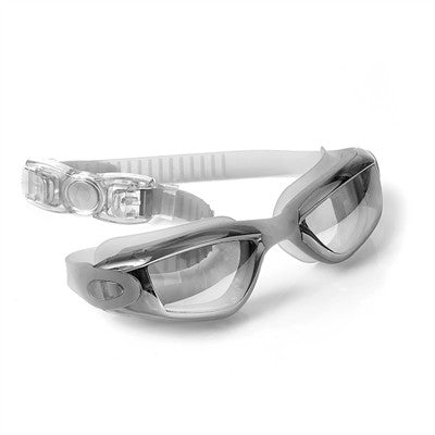 Bling2o - Swimming Goggles / Tint Swim Goggles - Heavy Metal