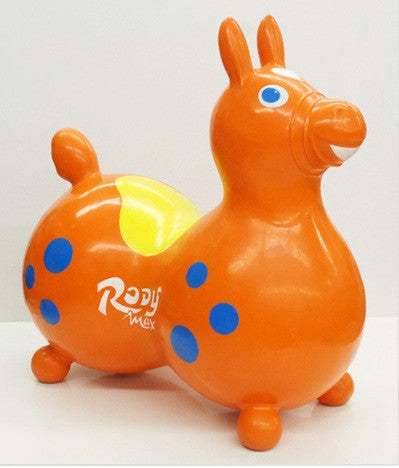 Tmi - Children's Toys / Rides - Rody Max Orange