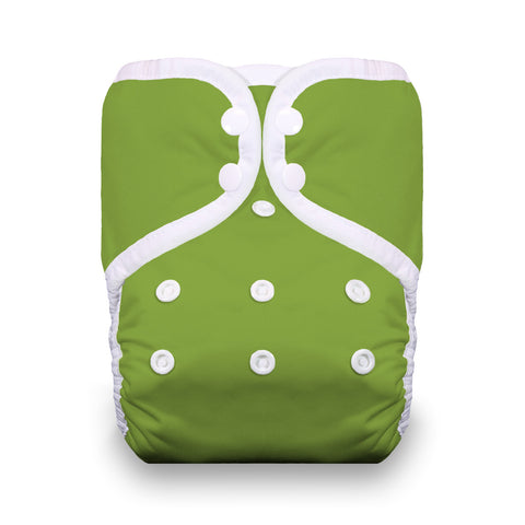 Thirsties - Baby's Cloth Diapers - Snap One Size Pocket Diaper / Meadow