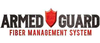 Custom Bow Equipment Key Features - Armed Guard Fiber Management System Logo
