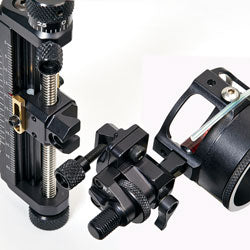Custom Bow Equipment Key Features - Detachable Scope Mount Example