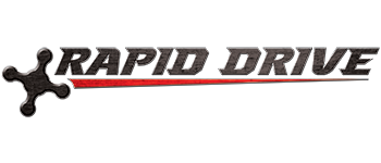 Custom Bow Equipment Key Features - Rapid Drive Logo