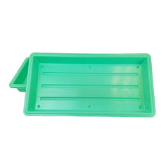 "Perma-Nest 22"" x 11"" Green Trays"