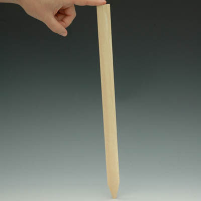 "Stakes 18"" Wooden"