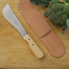 Broccoli Knife w/Sheath