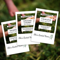 She's Rooted Home - Season Extender Collection