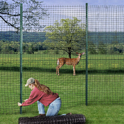 Deer-X Fencing 7' x 100' Heavy Duty