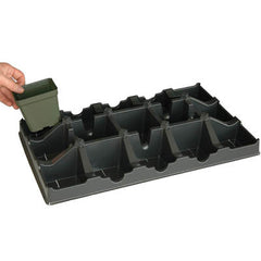"Dillen 4"" Square Carrying Trays"