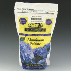 Aluminum Sulfate Fertilizer 4 lb.
