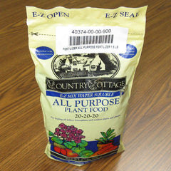 All Purpose 20-20-20 Fertilizer 1.5 lb.