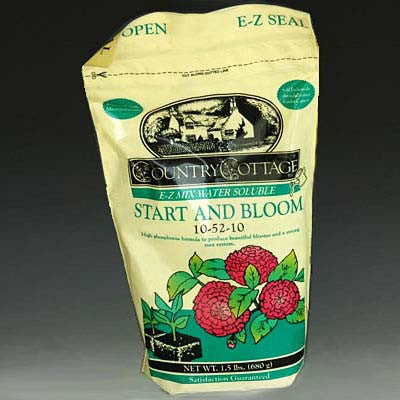 Fertilizer Start 'n Bloom 10-52-10