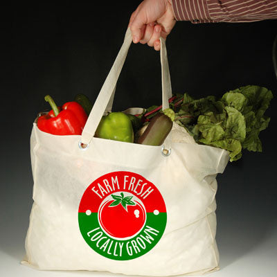 Farm Market Tote Bag