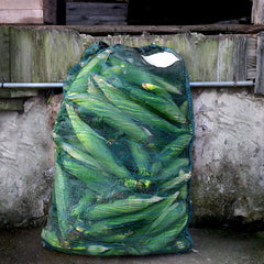 "Mesh Produce Bags for Onions Corn Potatoes 24"" x 36"""