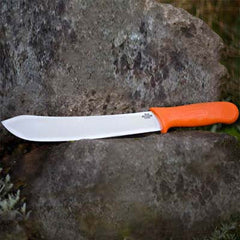 Field Knife w/ Orange Handle