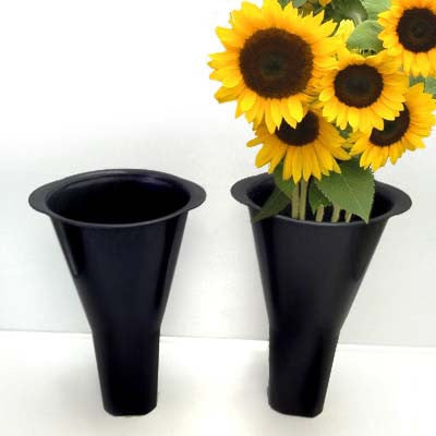 Plastic Cut Flower Display Vases