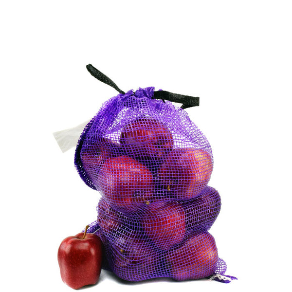 "Mesh Produce Bags for Onions Corn Potatoes 11"" x 18"""