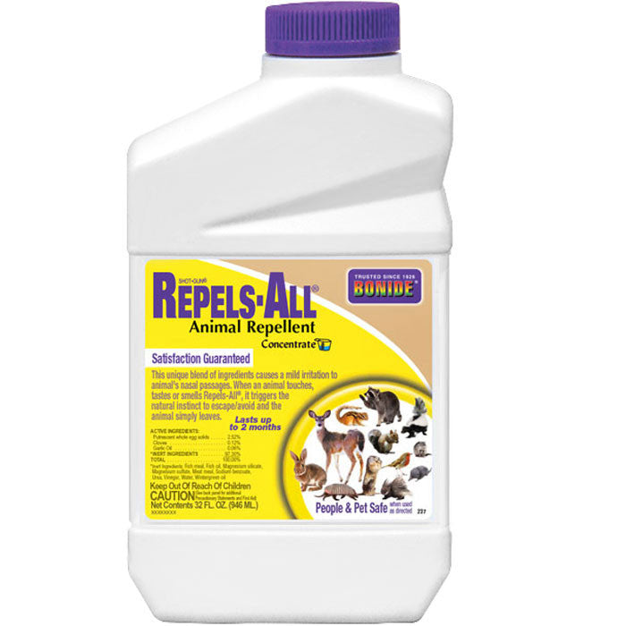 Bonide Repels-All 1 qt. Concentrate