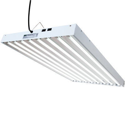 Agrobrite 4' 8 Light Tube Fixture