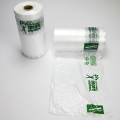 More Matters Plastic Produce Bag Rolls 10 x 15