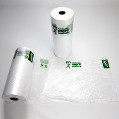 More Matters Plastic Produce Bag Rolls 12 x 20