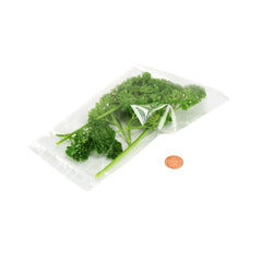 Resealable Closed Bottom Herb and Greens Sleeves - Small