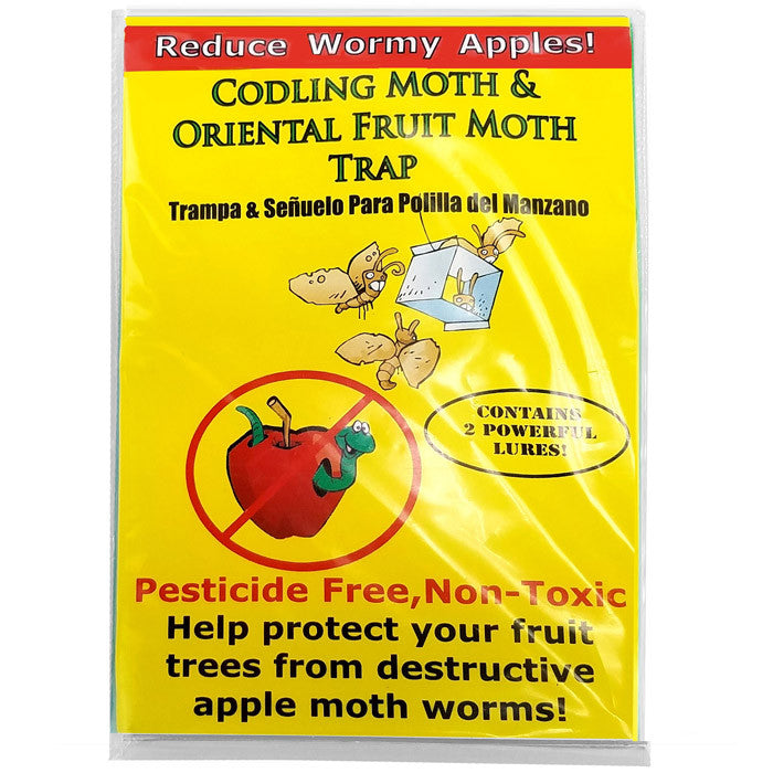 Codling and Oriental Fruit Moth Traps