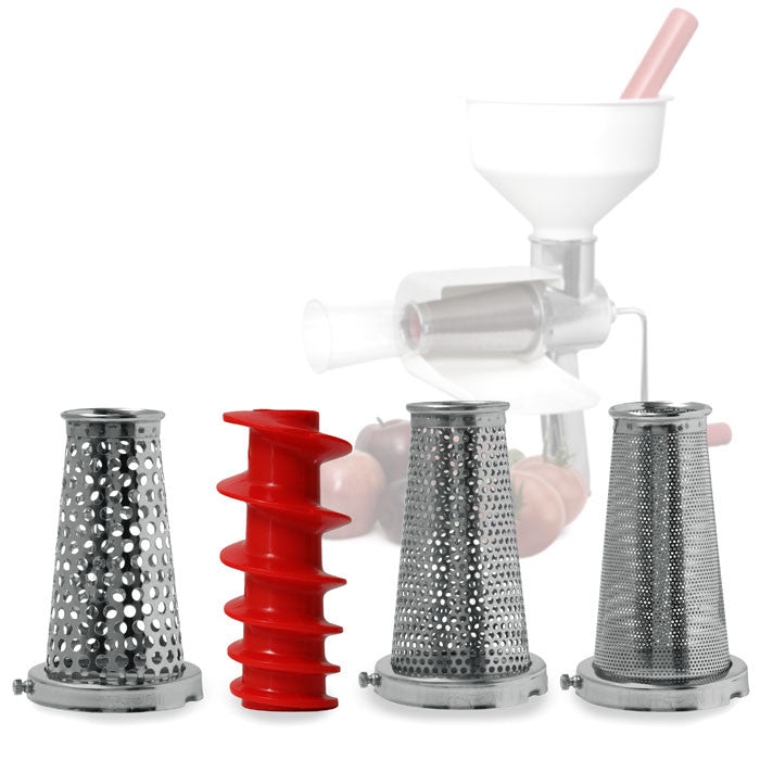 Victorio Food Strainer Accessory Kit