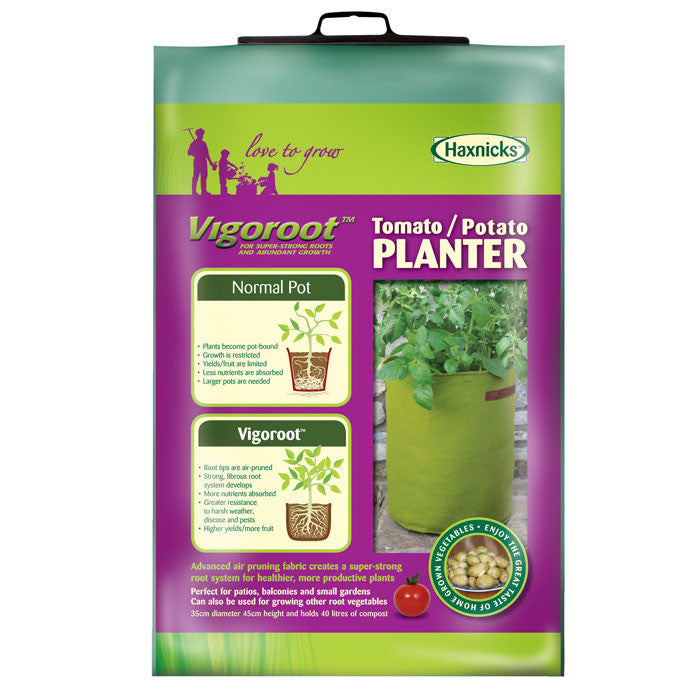Haxnicks Vigoroot Tomato Planter
