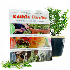 The Beginner's Guide to Edible Herbs (Book)