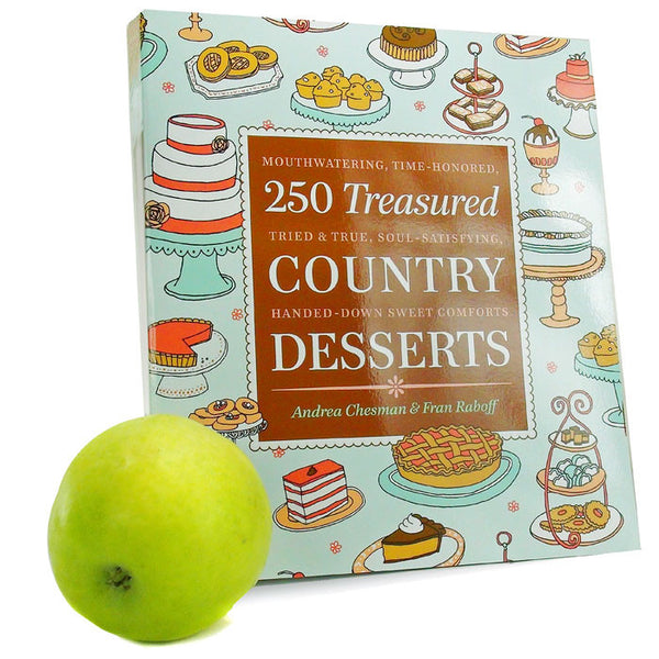 250 Treasured Country Desserts (Book)