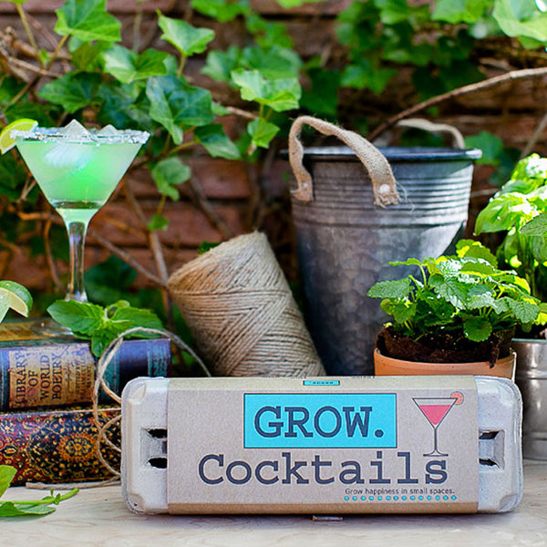 Grow Gardens Grow Cocktails Kit