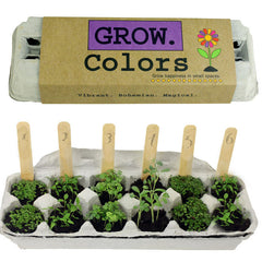 Grow Gardens Grow Colors Kit