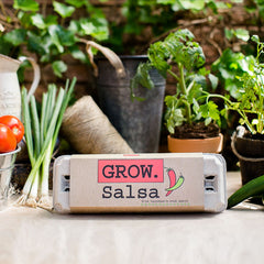 Grow Gardens Grow Salsa Kit