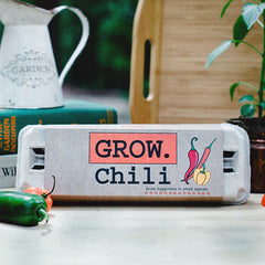 Grow Gardens Grow Chili Kit