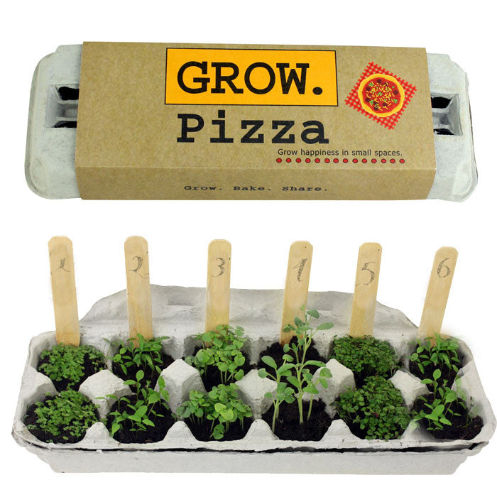 Grow Gardens Grow Pizza Kit
