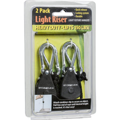 Light Riser Light Hanging System
