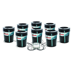 Root Spa Hydroponic 8 Bucket Systems