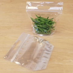 Clear Medium Grab 'n Go Bags