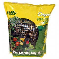 Jiffy Natural & Organic Seed Starting Mix