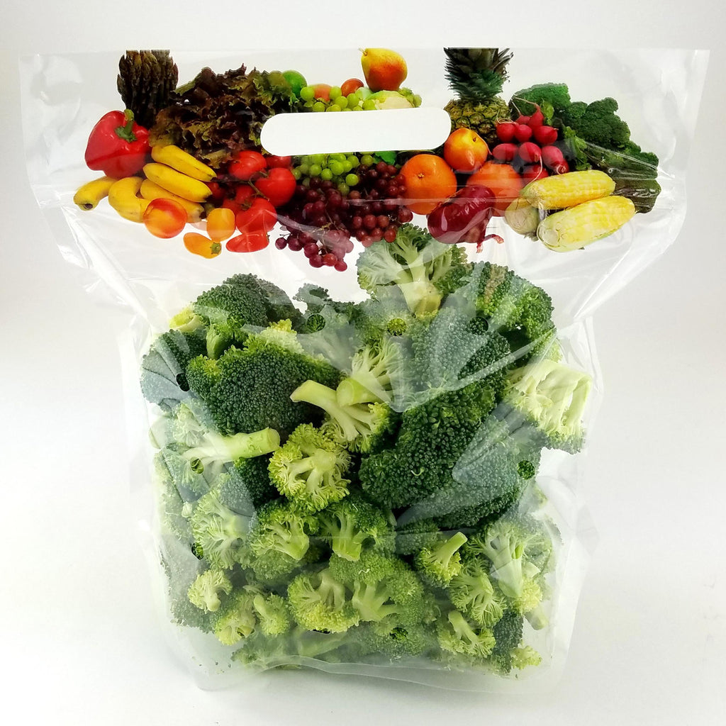 Printed Large Grab n Go Bags