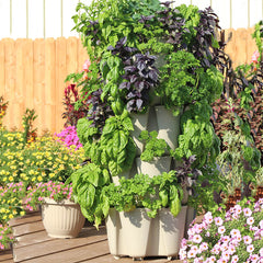 GreenStalk Vertical 4 Tier Planter
